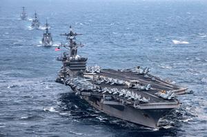 Китайські ракети можуть вдарити по базам ВМФ США в Азії – звіт