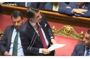 Премєр-міністр Італії подав у відставку через політичну кризу в країні