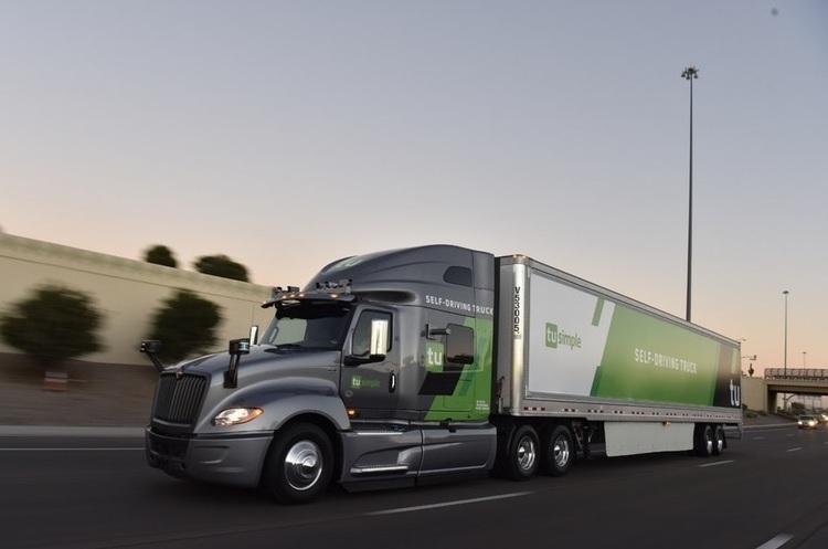 Американська поштова компанія UPS тестує доставку вантажів безпілотними вантажівками