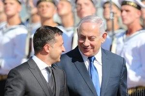 Зеленський та Нетаньяху вирішать проблему з відмовами на в'їзд українців до Ізраїлю