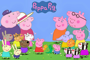 Hasbro купує виробника мультсеріалу «Свинка Пеппа» за $4 млрд