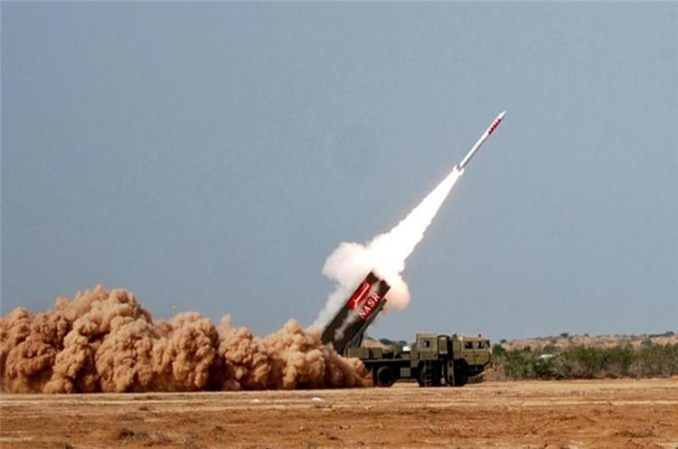 Іран випробував нову ракету