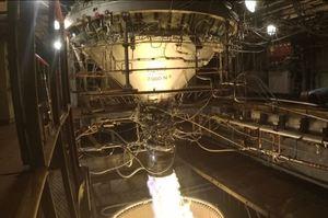 Україна вперше провела випробування космічної ракети «Циклон-4»