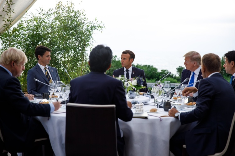 Трамп посварився з учасниками G7 через наміри повернути Росію у «велику сімку»