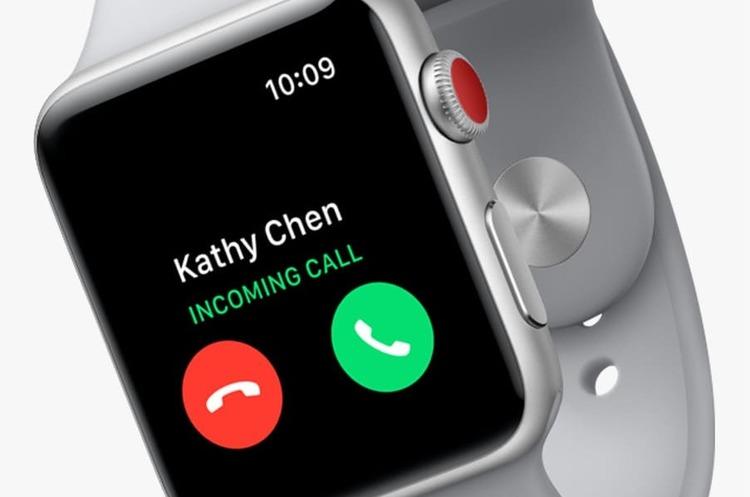 Apple хоче випустити смарт-годинник з підтримкою 5G