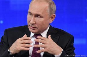 Путін готує симетричну відповідь на ракетне випробування США