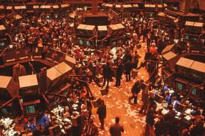 Європейські акції в мінусі через падіння паперів на Лондонській фондовій біржі