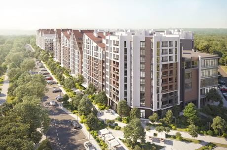 Будівельна група «Синергія» презентувала грандіозний проект «сучасного міста» – ЖК «Синергія Сіті»