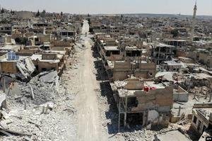 Військові США завдали удару по об'єкту «Аль-Каїди» в сирійському Ідлібі