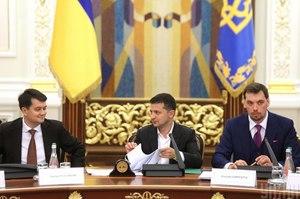 Президент установил сроки принятия законов для внедрения ряда реформ и утверждения бюджета