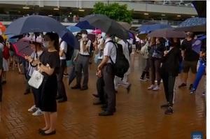 До протестів у Гонконгу приєдналися школярі та студенти