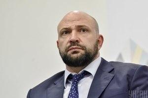 Гончарук звільнив Парцхаладзе з посади заступника міністра регіонального розвитку, будівництва та ЖКГ
