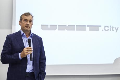 Василь Іванович змінює концепцію: що буде далі з Unit.city