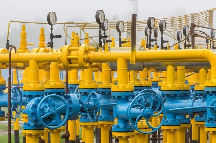 Україна з початку року збільшила імпорт газу в 1,4 раза