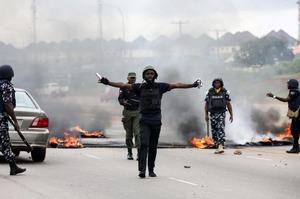 Кривава «афрофобія»: чому в ПАР живцем спалюють нігерійців
