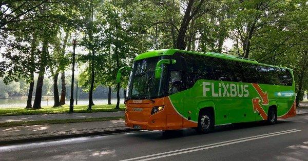 FlixBus починає тестування автобусів на водні замість дизелю