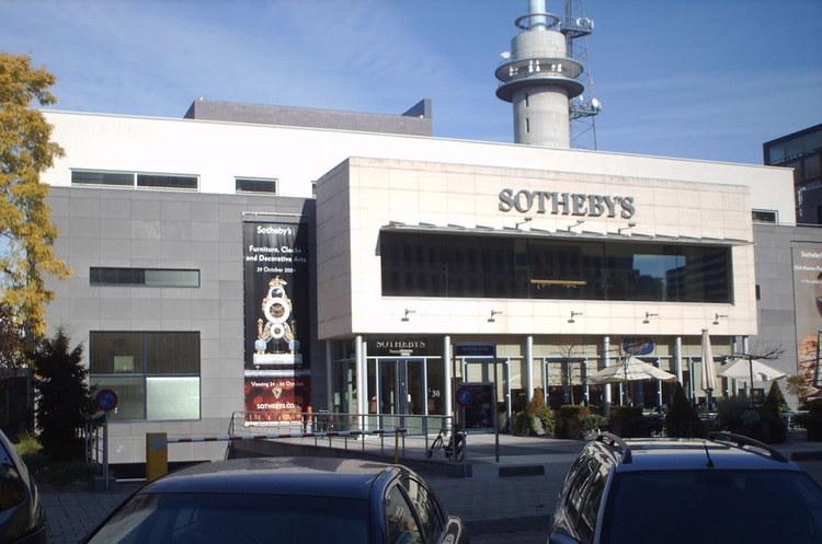 Французький мільярдер купує Sotheby's за $3,7 млрд