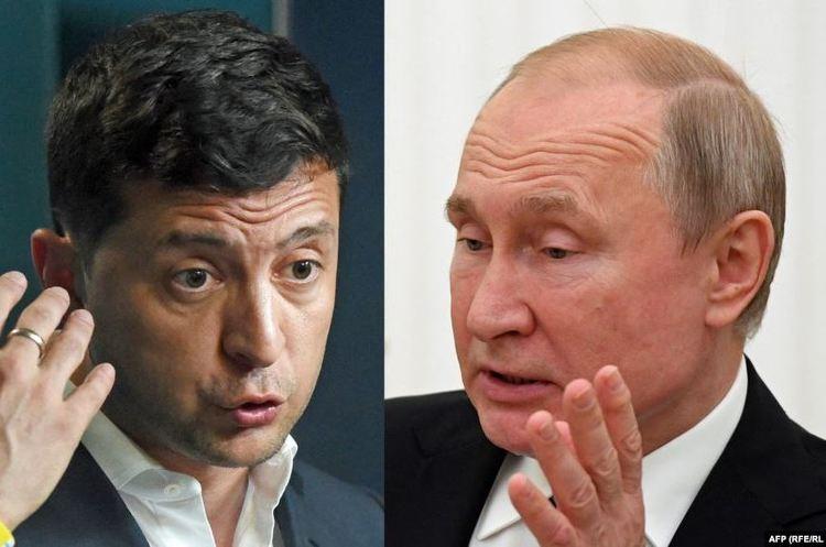 Зеленський і Путін знову провели телефонну розмову