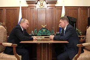 Глава «Газпрому» підтвердив, що РФ готова надати Україні знижку на газ