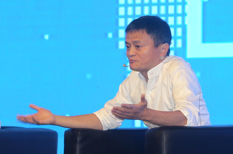 Джек Ма іде у відставку з посади гендиректора Alibaba