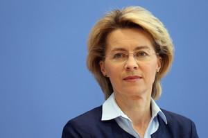 Очільниця Єврокомісії представила розподіл посад в майбутній ЄК