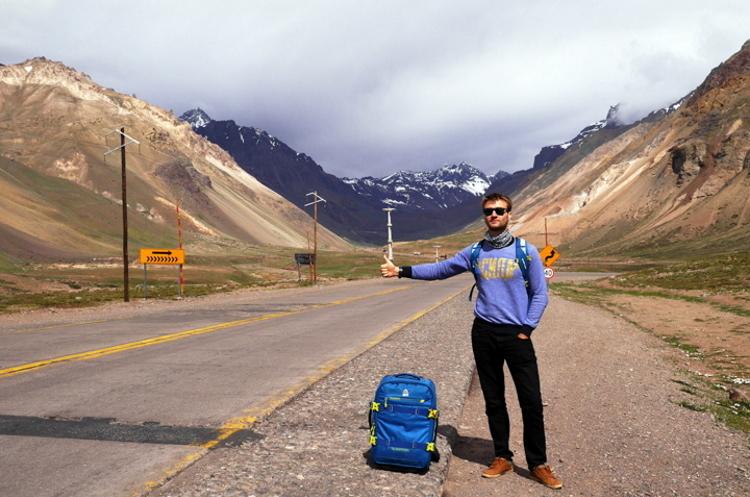 Подорожі та саморозвиток: як Орест Зуб навчився заробляти на тому, що любить