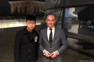 Між Китаєм та Німеччиною розгорівся дипломатичний конфлікт через гонконзького активіста