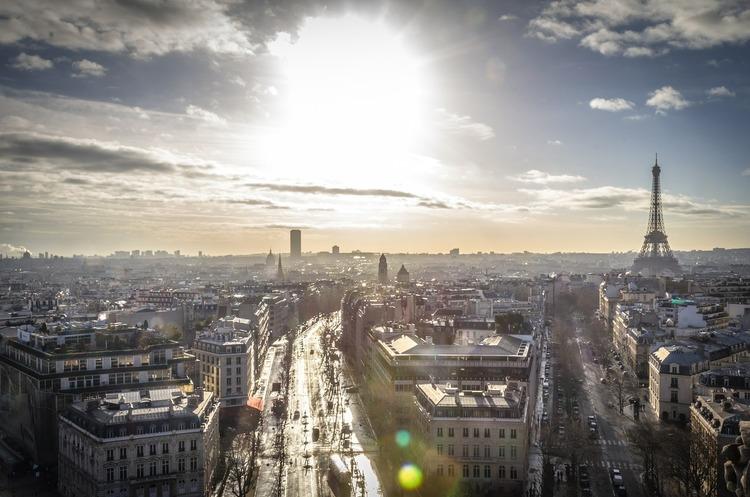 Громадський транспорт Парижа не працюватиме 13 вересня через загальний страйк