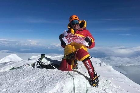 Продала квартиру заради підйому на Еверест: як Тетяна Яловчак розвиває бізнес на екстримі та мотивації