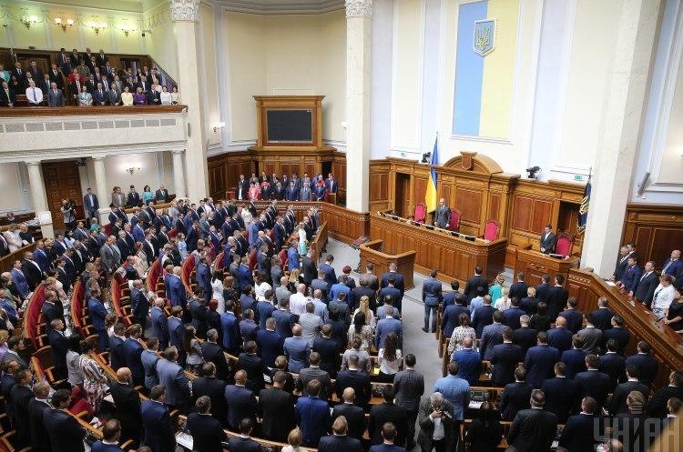 ВР ухвалила за основу президентський проект змін до закону про оборону