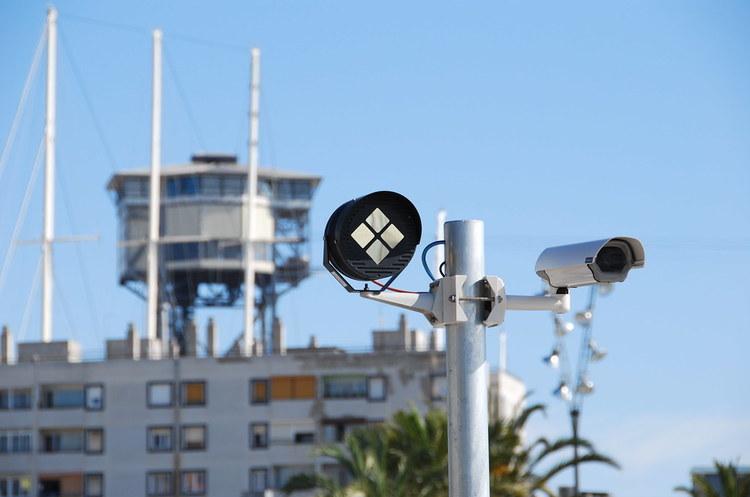 Київ увійшов у топ-50 міст світу з найбільшим покриттям камерами відеоспостереження