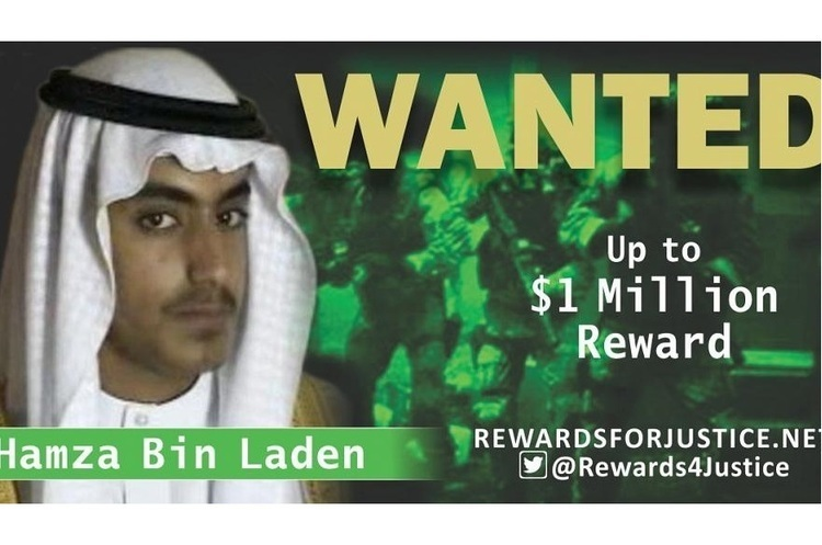 Трамп заявив, що США ліквідували сина Усами бін Ладена