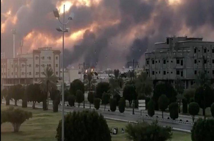 Саудівська Аравія втрачає половину видобутку нафти через атаки безпілотників