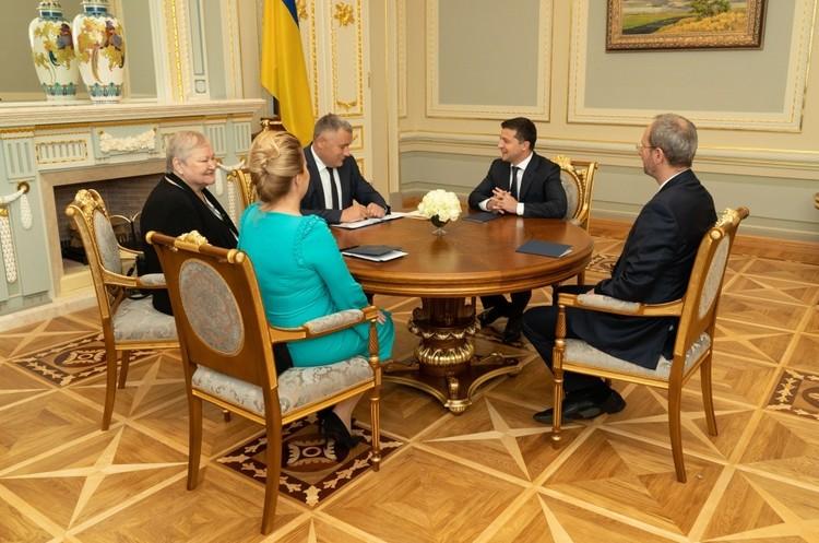 Україна та Словаччина обговорили питання покращення бізнес-клімату, збільшення інвестицій та боротьби з контрабандою