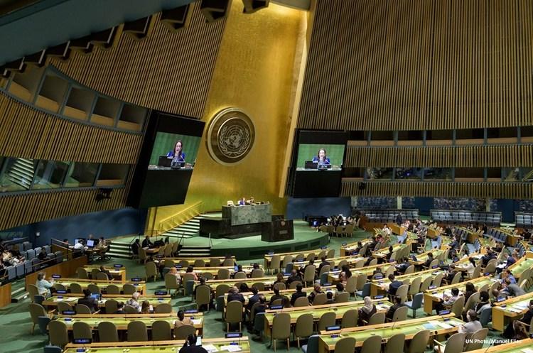 Генасамблея ООН внесла питання України до порядку денного