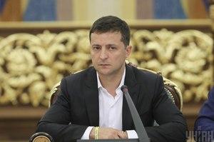 Зеленський виніс догани двом заступникам керівника ОПУ