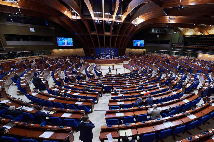У Раді визначено новий склад української делегації в ПАРЄ