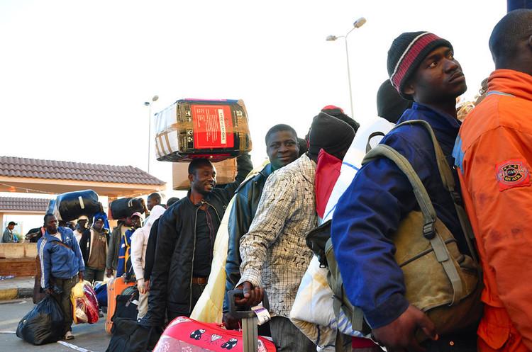 Количество мигрантов возросло до 272 млн человек, что составляет 3,5% мирового населения