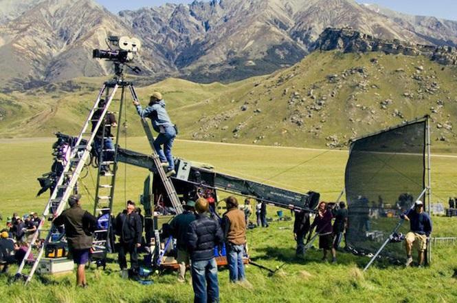 Amazon знімає в Новій Зеландії серіал за мотивами «Володаря перснів»