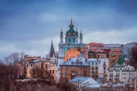 За два года спрос на съемки видео на локациях Киева вырос вдвое