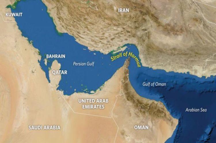 США планують створити біля берегів Ірану морську коаліцію з 55 кораблів