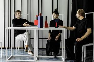 Команда театру «Модерн-Вертеп»: «Наша головна ідея – створити історію про соціальні ігри, в які грають люди»
