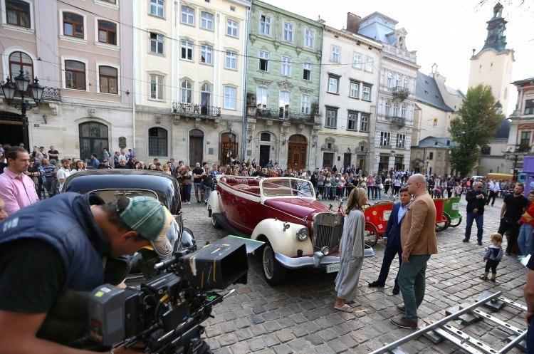 Рада ухвалила в цілому закон про підтримку кінематографії