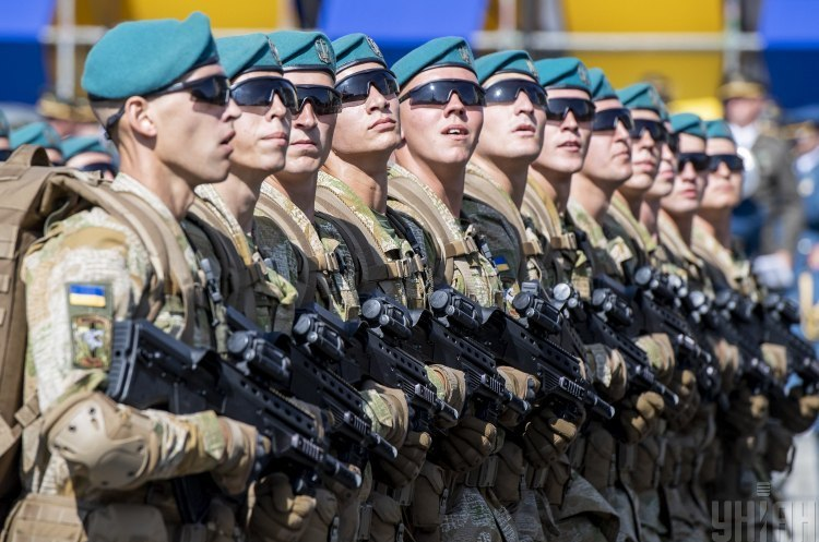Парламент в цілому ухвалив зміни закону «Про оборону»