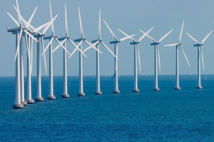 У Північному морі буде побудована найбільша в світі вітроелектростанція