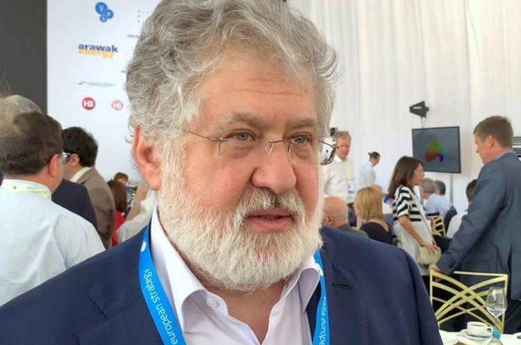 Коломойський: переговорів з владою щодо ПриватБанку немає, але «пошуки компромісу» потрібні