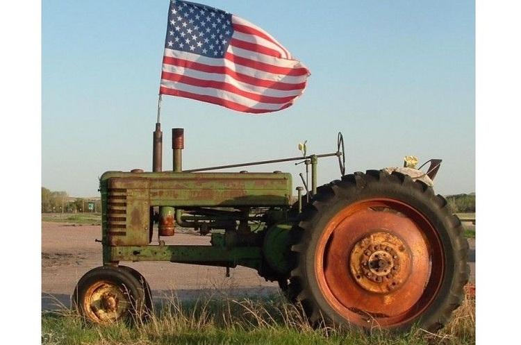 Китайська делегація відмовилася відвідати американські ферми