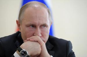Зміна позиції Путіна по клімату є «холодним розрахунком» – Bloomberg