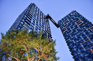 Найбільш обговорювана подія року – відкриття Tetris Hall від KAN
