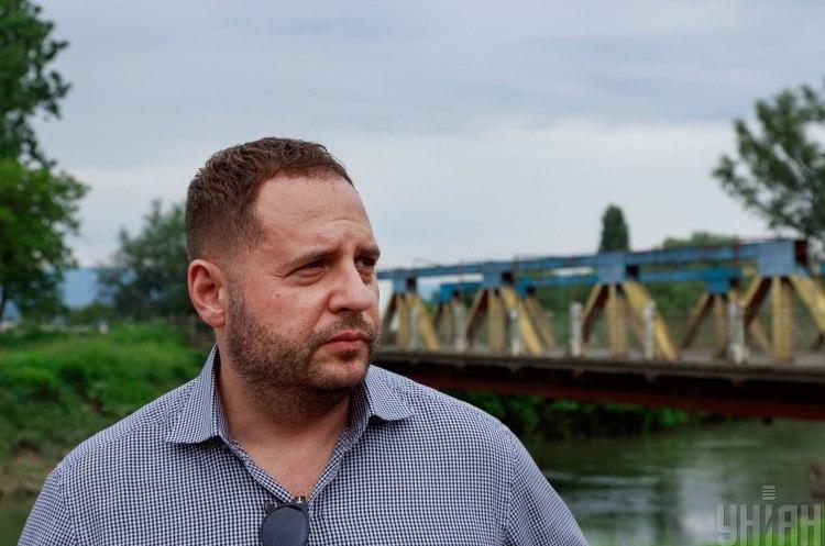 Єрмак: Україна та США мають стати повноцінними стратегічними партнерами